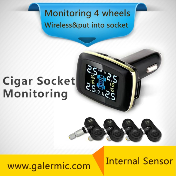 Cigar internal TPMS